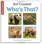 Early Starters: Whos That? - Campbell, Rod