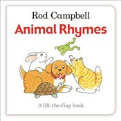 Animal Rhymes (Lift the Flap Book) - Campbell, Rod