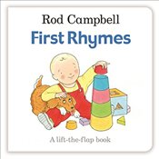 First Rhymes (Lift the Flap Book) - Campbell, Rod