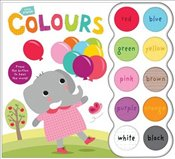 Colours (Little Friends (Simple First Words)) - Priddy, Roger