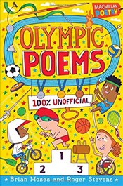 Olympic Poems - 100% Unofficial! - Moses, Brian