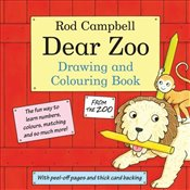 Dear Zoo Drawing and Colouring Book - Campbell, Rod