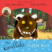 My First Gruffalo: The Gruffalo Puppet Book - Donaldson, Julia