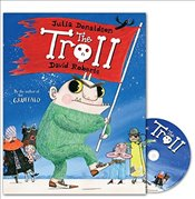 Troll Book and CD Pack - Donaldson, Julia