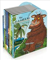 Gruffalo and Friends Bedtime Bookcase - Donaldson, Julia