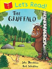 Lets Read! The Gruffalo - Donaldson, Julia