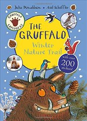 Gruffalo Explorers: The Gruffalo Winter Nature Trail - Donaldson, Julia