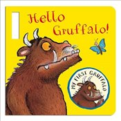 My First Gruffalo: Hello Gruffalo! Buggy Book - Donaldson, Julia