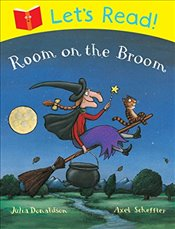 Lets Read! Room on the Broom - Donaldson, Julia