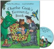 Charlie Cooks Favourite Book: Book and CD Pack (Book & CD) - Donaldson, Julia