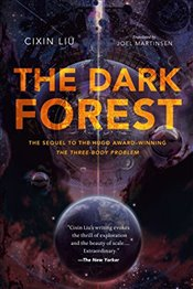 Dark Forest (Remembrance of Earths Past) - Liu, Cixin