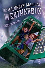 Maloneys Magical Weatherbox - Quinlan, Nigel