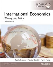 International Economics 10e PGE : Theory and Policy with MyEconLab - Krugman, Paul R.