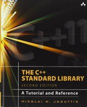 C++ Standard Library 2E : A Tutorial and Reference - Josuttis, Nicolai M.