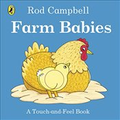 Farm Babies (Touch & Feel Books) - Campbell, Rod