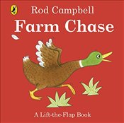 Farm Chase (Lift the Flap Books) - Campbell, Rod