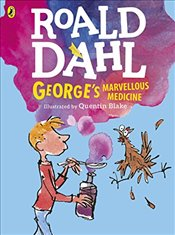 Georges Marvellous Medicine (Colour Edition) - Dahl, Roald