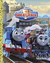Thomas & Friends the Great Race (Thomas & Friends) (Big Golden Book) - Smith, Geof
