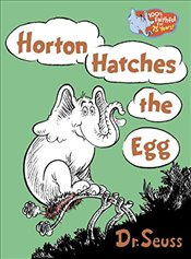 Horton Hatches the Egg - Seuss, Dr.