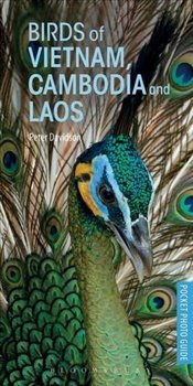 Pocket Photo Guide to the Birds of Vietnam, Cambodia and Laos - Davidson, Peter