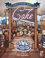 Let Them Eat Cake: A game of honour and pastry for 3-6 players (Osprey Games) - Sylvester, Peer