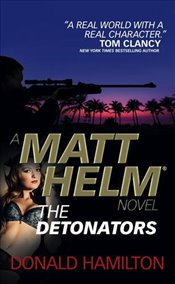 Matt Helm - The Detonators - Hamilton, Donald