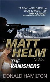 Matt Helm - The Vanishers - Hamilton, Donald