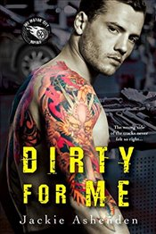 Dirty for Me (Motor City Royals) - Ashenden, Jackie