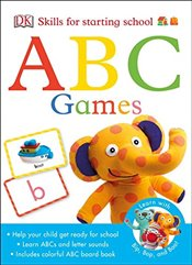 ABC Games (Get Ready for School) - DK,