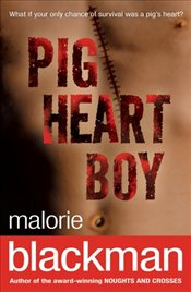 Pig-Heart Boy - Blackman, Malorie