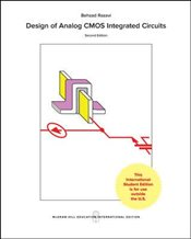 Design of Analog CMOS Integrated Circuits 2e ISE - RAZAVI, BEHZAD