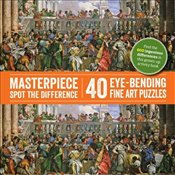 Spot the Difference Masterpieces: 40 Eye-Bending Fine Art Puzzles -
