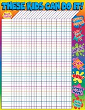 Super Words Classroom Incentive Chart - -,
