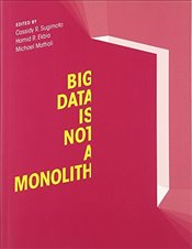 Big Data is Not a Monolith  -