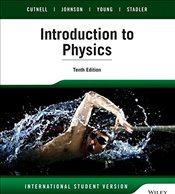 Introduction to Physics 10e ISV - Cutnell, John D.