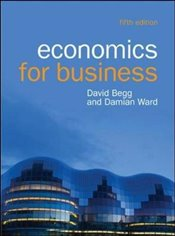 Economics for Business 5e - Ward, Damian