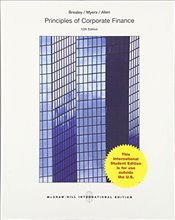 Principles of Corporate Finance 12e  - Brealey, Richard A.