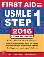 First Aid for the USMLE Step 1 2016 26e - Le, Tao