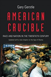 American Crucible : Race and Nation in the Twentieth Century - Gerstle, Gary