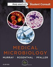 Medical Microbiology 8e : with STUDENT CONSULT Online Access - Murray, Patrick R.
