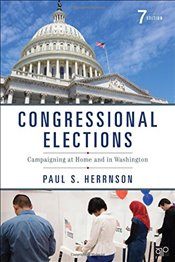Congressional Elections : Campaigning at Home and in Washington - Herrnson, Paul S.