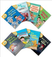 Oxford Reading Tree Read With Biff, Chip, and Kipper: Level 6. Pack of 8 - Hunt, Roderick