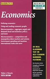 Economics (Barrons Business Review) - WESSELS, WALTER J.