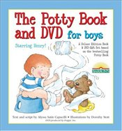 Potty Book and DVD for Boys Starring Henry! Gift Set With DVD - Capucilli, Alyssa Satin