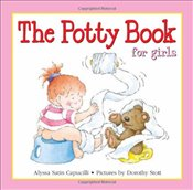 Potty Book for Girls (Potty Book for Her and Him) - Capucilli, Alyssa Satin