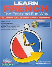Learn French the Fast and Fun Way with MP3 CD  - Wald, Heywood