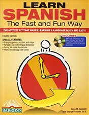 Learn Spanish the Fast and Fun Way with MP3 CD - Wald, Heywood