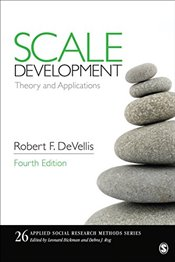 Scale Development : Theory and Applications   - DeVellis, Robert F.