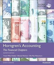 Horngrens Accounting 11e : The Managerial Chapters and the Financial Chapters - Miller-Nobles, Tracie L.
