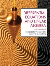 Differential Equations and Linear Algebra - Goode, Stephen W.